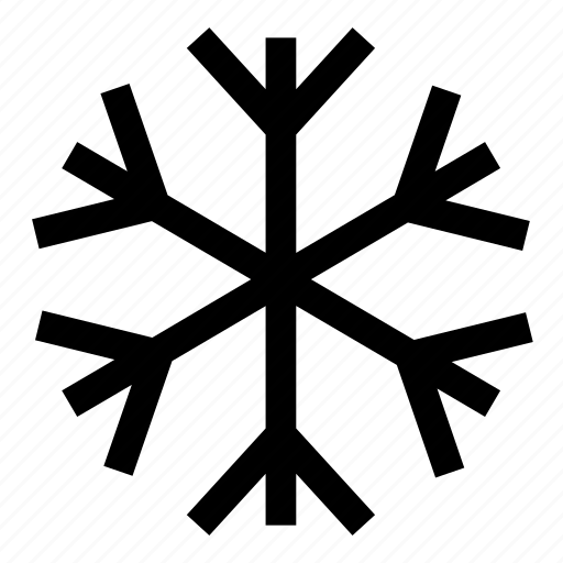 christmas, cold, frost, ice, new year, snow icon