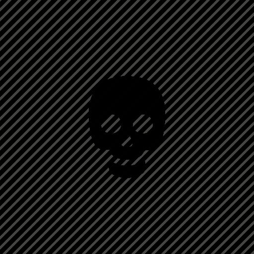 anatomy, health, human, skull icon