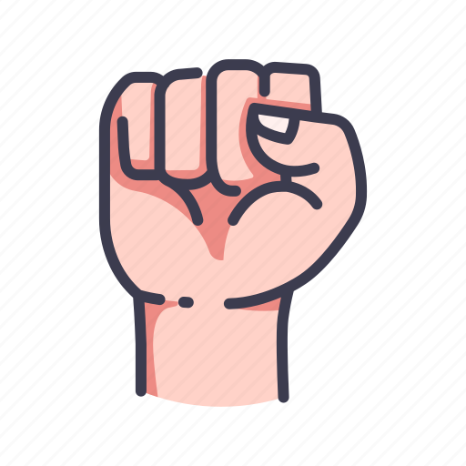 Body, fight, fist, hand, power, punch, strength icon - Download on Iconfinder