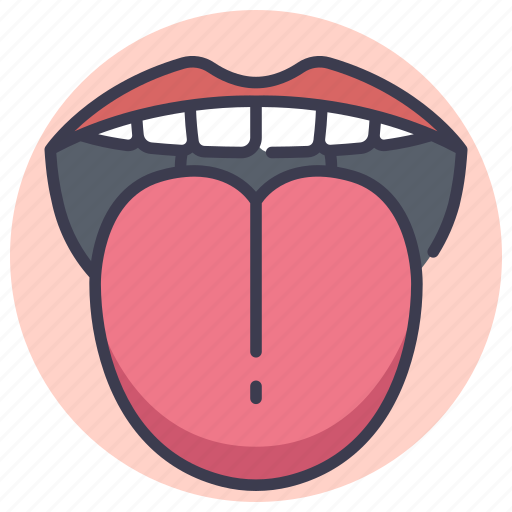 Body, human, lips, mouth, teeth, tongue icon - Download on Iconfinder