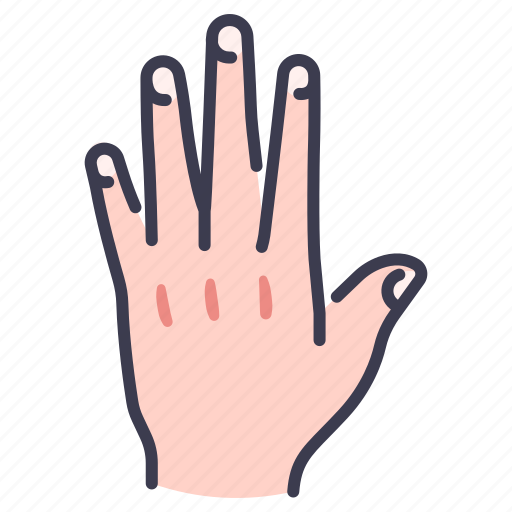 Body, finger, fingernail, hand, human, nail icon - Download on Iconfinder