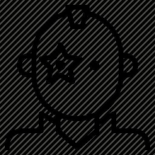 avatar, man, mohawk, punk, rock, singer, star icon