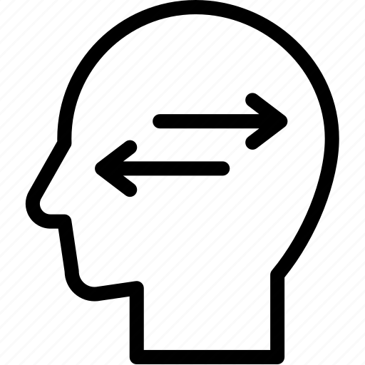 Confused, head, human, idea, mind, think icon - Download on Iconfinder