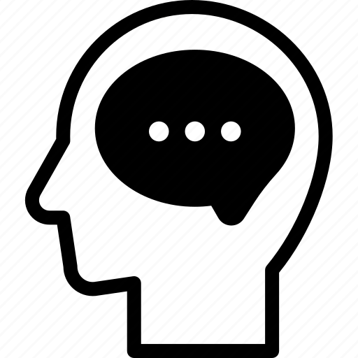Head, human, idea, mind, think, thinking icon - Download on Iconfinder