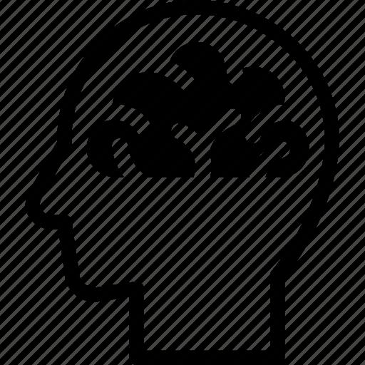 Brain, head, human, idea, mind, think icon - Download on Iconfinder