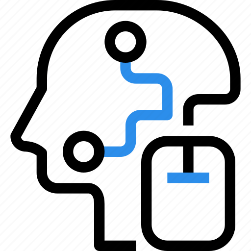 brain, connect, head, mind, network, sharing, solution icon