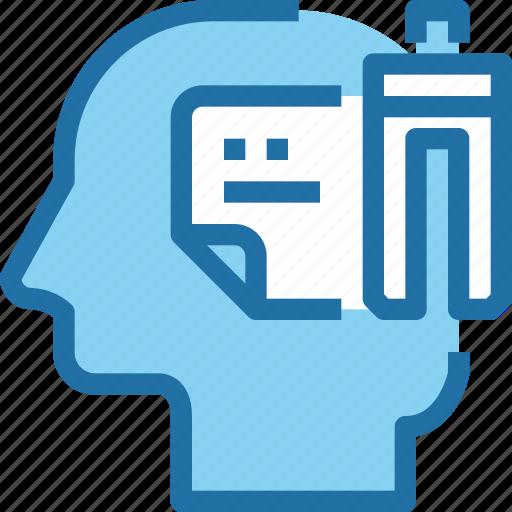 creative, head, human, mind, plan, planning icon