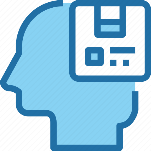 business, factory, head, human, mind, product, productivity icon