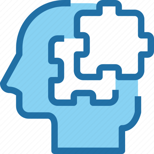 analysis, business, head, human, mind, solution, strategy icon
