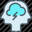 brainstorming, head, human, idea, mind, team, thinking