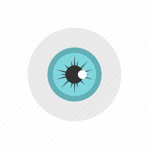 Ball, circle, colorful, eye, logo, round, sphere icon - Download on Iconfinder