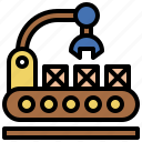 automatic, automobile, construction, electronics, shifts, tools, transmission icon