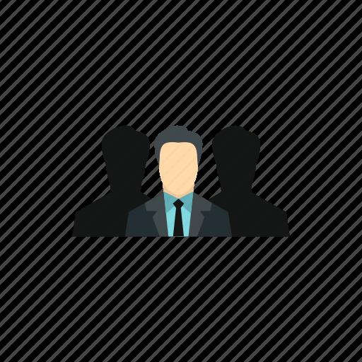 employee, employment, human, job, man, recruitment, resource icon