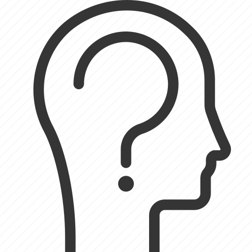 answer, ask, consulting, problem, question, think, training icon