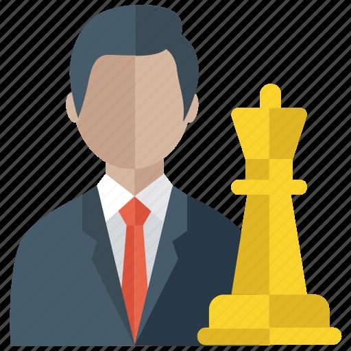 management, strategic foresight, strategic person, strategic plan, strategy icon