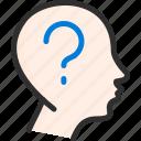 faq, head, hr, human, mark, question, resources
