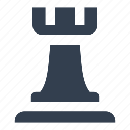 aspiration, business, check, chess, game, human, resource, strategy, success, tower icon