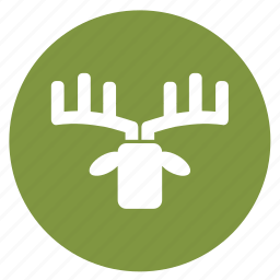 animal, animals, deer, hunting, target, the prey icon