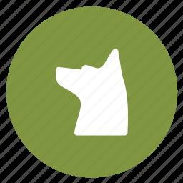 animal, animals, dog, hound, hunting, wolf icon