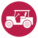 car, hunting, transport, transportation, vehicle icon