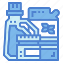 cleaning, detergent, disinfectant, laundry icon