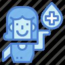 clean, healthcare, hygiene, people