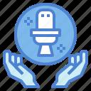 hand, hygiene, sanitary, washroom