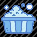 bubble, furniture, washbasin, washbowl