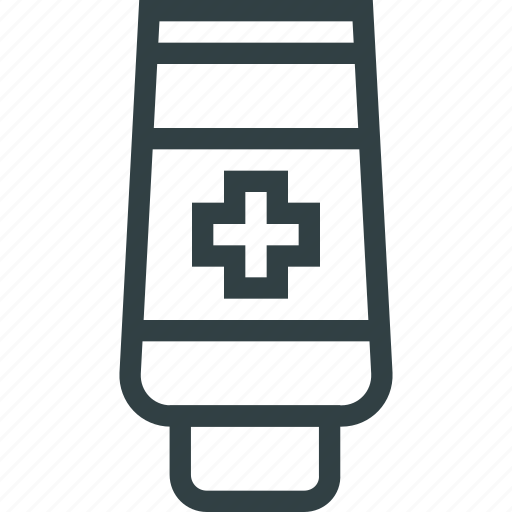 antiseptic, safety icon