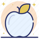 apple, fruit, healthy diet, healthy food, natural food icon