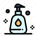 clean, cleaning, spray icon
