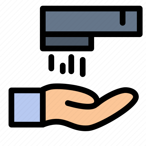 cleaning, hand, wash icon