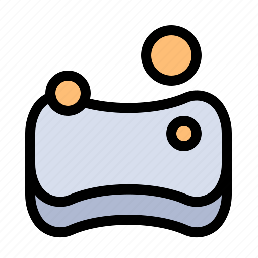Cleaning, hygienic, sponge icon - Download on Iconfinder