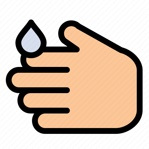 cleaning, hand, soap, wash icon