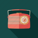 classic, device, radio, receiver, recorder, retro, vintage icon