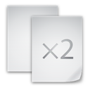 copy, file icon