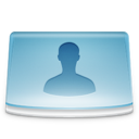 folder, personal, users icon