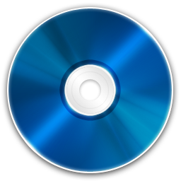 blu, ray icon