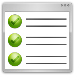 panel, settings icon