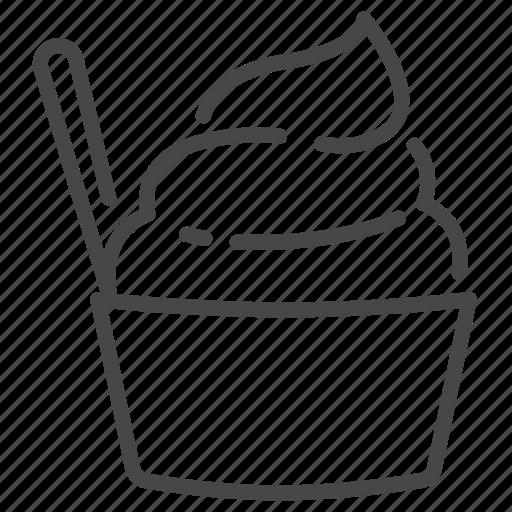 ᐈ Yogurt clip art stock pictures, Royalty Free yogurt vectors   download on  Depositphotos®