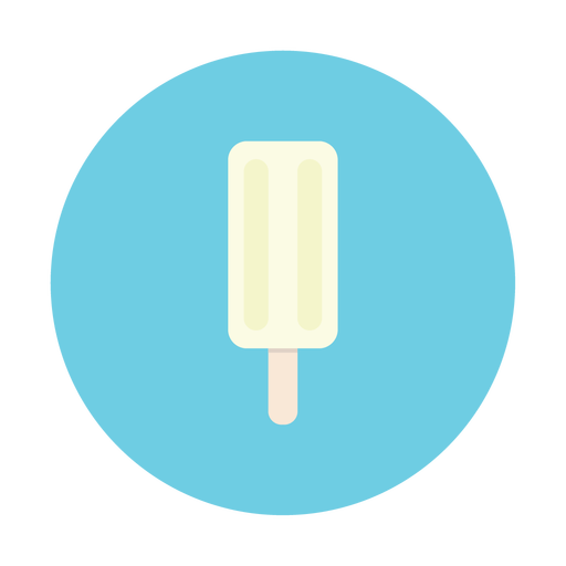 cream, dessert, ice, stick, vanilla icon