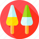food, ice cream, ice pop, summer, sweets icon