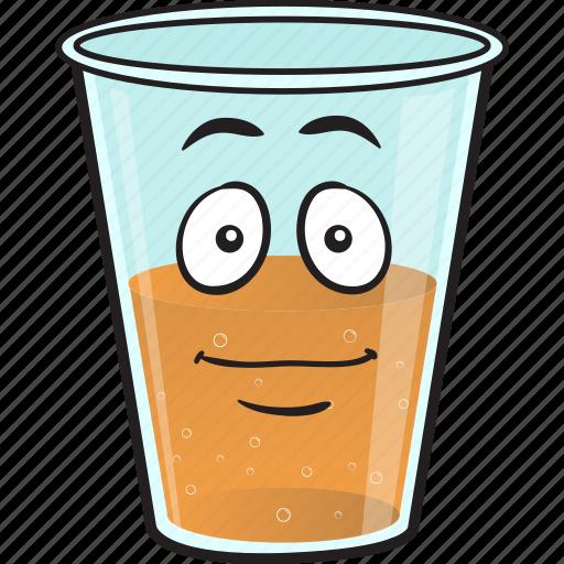 'Iced Coffee Emoji Cartoons' by Vector Toons