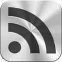 google +, rss icon