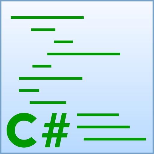 c, code, sharp icon