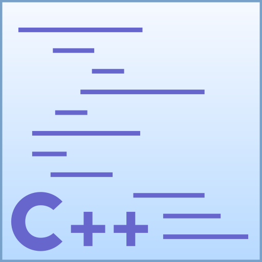 code, cpp icon
