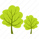 fauna, nature, plant, tree icon