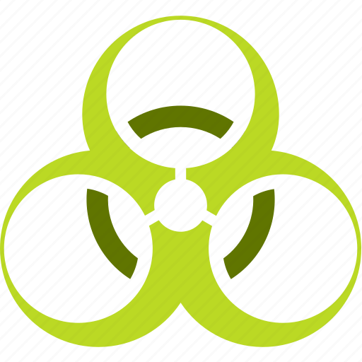 chemical danger, danger, dirt, ecology icon