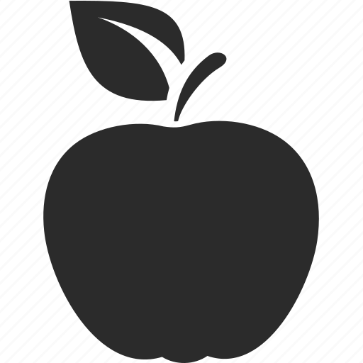 apple, ecology, flora, food, fruit, nature, plant icon