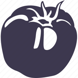 food, meal, nature, plant, tomato, vegetable icon
